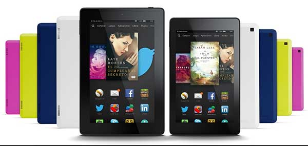 amazon-fire-HD android informa
