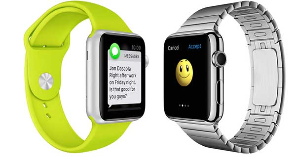 Apple-Watch android informa