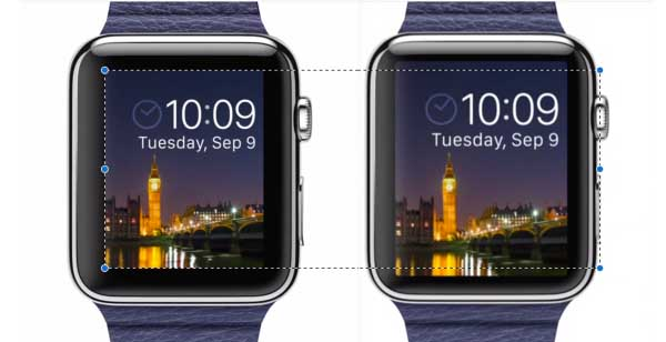 Apple-Watch-pantalla android informa