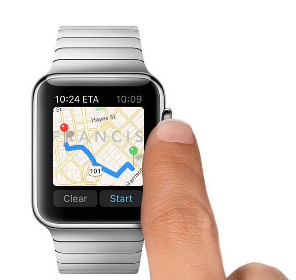 Apple-Watch adicto al androide