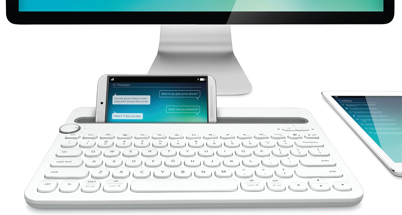 logitech-k480 android informa