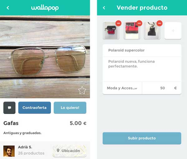 wallapop-02 android informa