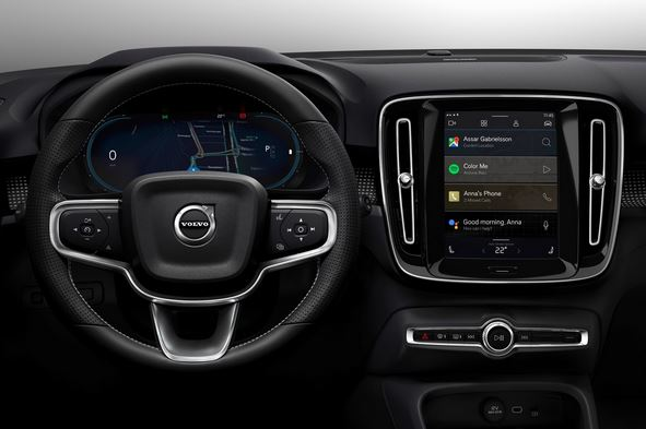 Volvo Android